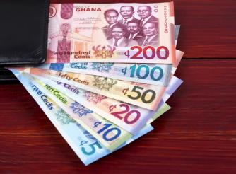 Ghanaian Cedi Notes