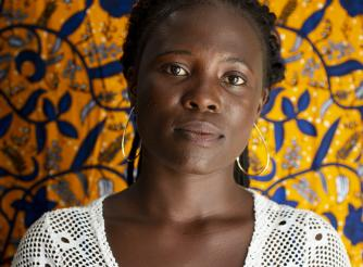 Bernice is a member of the Young Urban Women's Movement, an organised group of young women in urban and peri-urban areas across Ghana
