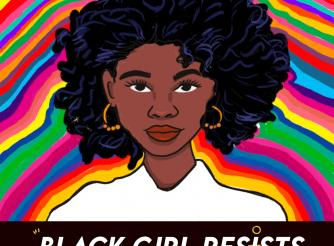 Black Girl Resists